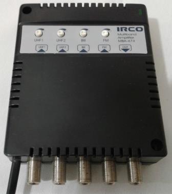 آمپلیفایر آنتن مرکزی irco40 dB