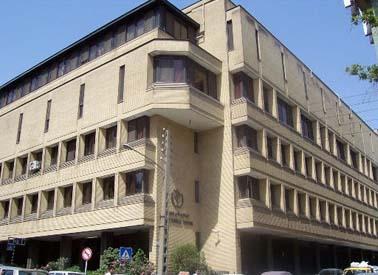 راه اندازی شبکه داخلی بیمارستان مهراد