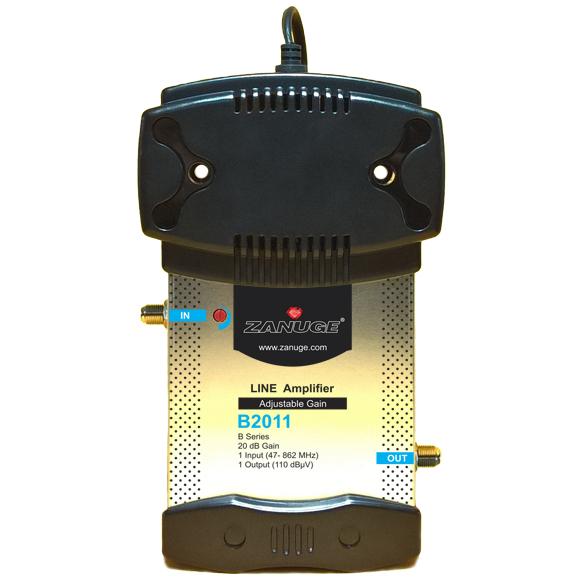 آمپلی فایر فول باند  لاین زانوگه 20 دسیبل
